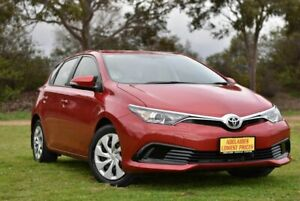 2016 Toyota Corolla ZRE182R Ascent S-CVT Maroon 7 Speed Constant Variable Hatchback Enfield Port Adelaide Area Preview
