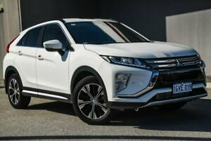 2018 Mitsubishi Eclipse Cross YA MY18 LS 2WD White 8 Speed Constant Variable Wagon Osborne Park Stirling Area Preview