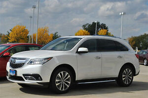2014 Acura MDX ELITE or TECH