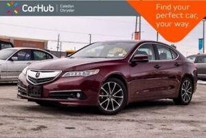 2016 Acura TLX V6 Tech|AWD|Navi|Sunroof|Backup Cam|Bluetooth|R-S