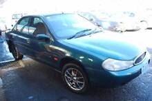 1997 Ford Mondeo Sedan 5 SPEED DRIVES SPOT ON North Hobart Hobart City Preview