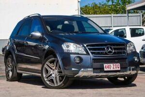 2010 Mercedes-Benz M-Class W164 MY10 ML63 AMG Grey 7 Speed Sports Automatic Wagon