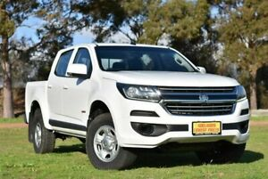 2017 Holden Colorado RG MY17 LS Pickup Crew Cab 4x2 White 6 Speed Sports Automatic Utility Strathalbyn Alexandrina Area Preview