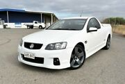 2013 Holden Ute VE II MY12.5 SS Z Series White 6 Speed Sports Automatic Utility Ingle Farm Salisbury Area Preview