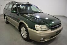 1998 Subaru Outback Limited Green 5 Speed Manual Wagon Moorabbin Kingston Area Preview