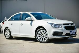 2016 Holden Cruze JH Series II MY16 Equipe White 6 Speed Sports Automatic Sedan Midvale Mundaring Area Preview