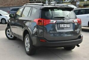 2012 Toyota RAV4 ZSA42R GX 2WD Grey 7 Speed Constant Variable Wagon Castle Hill The Hills District Preview