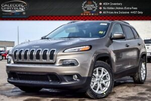 2017 Jeep Cherokee North|Only 25 Km|Backup Cam|Bluetooth|Sat Rad