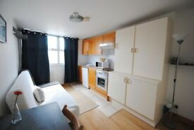 Self contained studio on West Cromwell Road, Earl's Court *All utility bills are included*
