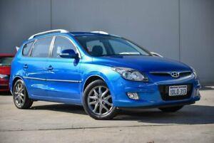 2010 Hyundai i30 FD MY10 SLX cw Wagon Blue 4 Speed Automatic Wagon Midvale Mundaring Area Preview