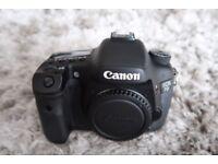 Canon EOS 7D DSLR Camera (Body Only) (not Nikon, Fuji or Sony Digital SLR)