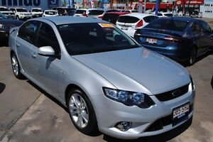 2011 Ford Falcon FG MkII XR6 Silver 6 Speed Sports Automatic Sedan Townsville Townsville City Preview