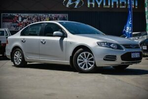 2013 Ford Falcon FG MkII XT Silver 6 Speed Sports Automatic Sedan Midvale Mundaring Area Preview
