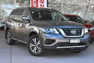 2019 Nissan Pathfinder R52 Series III MY19 ST X-tronic 2WD Gun Metallic 1 Speed Constant Variable Blacktown Blacktown Area Preview