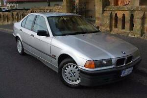 1992 BMW 3 Sedan - IDEAL FIRST CAR - AUTOMATIC - EASY TO DRIVE North Hobart Hobart City Preview