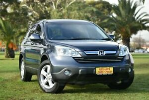 2008 Honda CR-V RE MY2007 Sport 4WD Grey 5 Speed Automatic Wagon Cheltenham Charles Sturt Area Preview