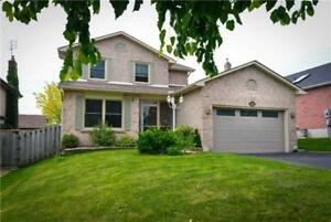 Beautiful Det Home /Finished Bsmnt(3+1), FOR LEASE in Oshawa