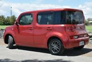 2010 Nissan Cube Z12 ST-L Maroon 4 Speed Automatic Hatchback Brighton Holdfast Bay Preview