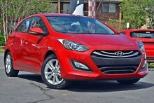 2014 Hyundai i30 GD2 MY14 Trophy Red 6 Speed Manual Hatchback Taringa Brisbane South West Preview