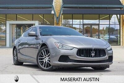2014 Maserati Ghibli S Q4 2014 Maserati Ghibli S Q4