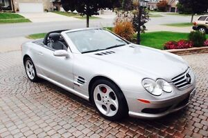 2005 MERCEDES SL500 with AMG and MORE!