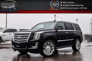 2017 Cadillac Escalade Platinum|4x4|7 seater|Navi|Sunroof|DVD|Ba