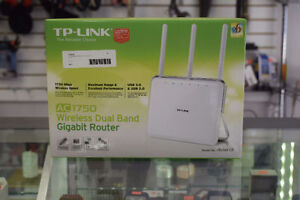TP-Link Archer C8 1750 Wireless AC Wifi Router