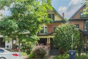 Danforth/Broadview 3 Story Detached For Lease