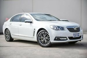 2016 Holden Calais VF II MY16 White 6 Speed Sports Automatic Sedan Midvale Mundaring Area Preview