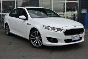 2016 Ford Falcon FG X XR6 White 6 Speed Sports Automatic Sedan Epping Whittlesea Area Preview