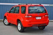 2011 Ford Escape ZD MY10 Red 4 Speed Automatic Wagon Tweed Heads Tweed Heads Area Preview