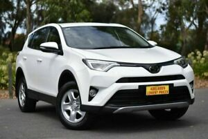 2015 Toyota RAV4 ZSA42R MY14 GX 2WD White 7 Speed Constant Variable Wagon Melrose Park Mitcham Area Preview