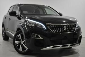 2019 Peugeot 3008 P84 MY19 Allure SUV Black 6 Speed Sports Automatic Hatchback Launceston Launceston Area Preview