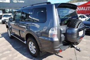 2012 Mitsubishi Pajero NW MY12 VR-X Graphite 5 Speed Sports Automatic Wagon Rosslea Townsville City Preview
