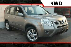 2011 Nissan X-Trail T31 Series IV ST Grey 1 Speed Constant Variable Wagon Ashmore Gold Coast City Preview