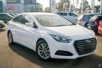 2015 Hyundai i40 VF2 Active White 6 Speed Sports Automatic Sedan