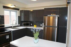 Comptoir de cuisine armoires et comptoirs dans grand for Armoire de cuisine rive nord