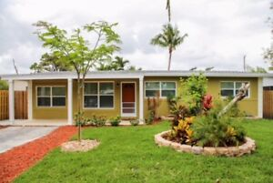 House for rent in Fort Lauderdale, Florida!