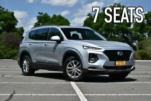 2018 Hyundai Santa Fe TM MY19 Active Silver 8 Speed Sports Automatic Wagon Enfield Port Adelaide Area Preview