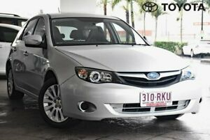 2011 Subaru Impreza G3 R Special Edition Silver Sports Automatic Indooroopilly Brisbane South West Preview