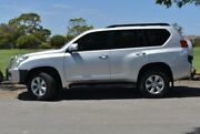 2012 Toyota Landcruiser Prado KDJ150R GXL Silver 5 Speed Sports Automatic Wagon Brighton Holdfast Bay Preview