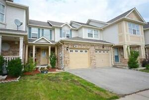 Kept Beautiful 3 Bed 2 Bath Townhouse Freehold in Milton!
