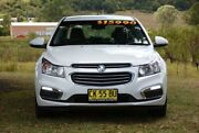 2016 Holden Cruze JH Series II MY16 Z-Series White 6 Speed Sports Automatic Sedan South Lismore Lismore Area Preview