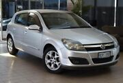 2006 Holden Astra AH MY06 CDX Silver 5 Speed Manual Hatchback Belconnen Belconnen Area Preview