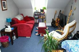 A WELL PRSENTED 1 BEDROOM CONVERSION IN A GREAT LOCATION