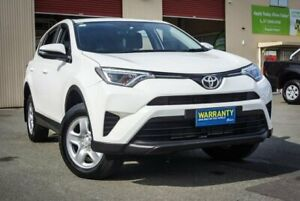 2016 Toyota RAV4 ASA44R GX AWD White 6 Speed Sports Automatic Wagon Coopers Plains Brisbane South West Preview