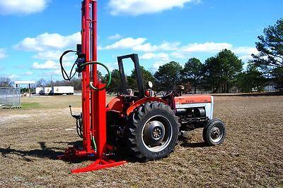Water Well Deep Drilling Rig Drill Pump Driller Hydraulic Rock Boring Equipment
