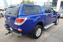 2012 Mazda BT-50 UP0YF1 XTR Blue 6 Speed Sports Automatic Utility Hyde Park Townsville City Preview