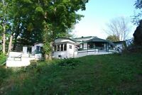 Large Cottage on Bobs Lake - 100' Great Waterfront!