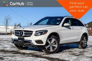 2018 Mercedes-Benz GLC GLC 300|4Matic|Navi|Pano Sunroof|Blind Sp